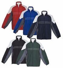 Reebok Men's Performer Jacket, S-2Xl 3Xl 4Xl 5Xl, Water Resist Lined Windjacket