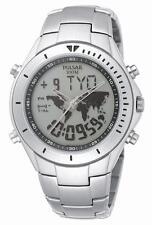 PNP PD9001X1 Pulsar Mens Alarm Chronograph World Time Sports Watch NX04-X003