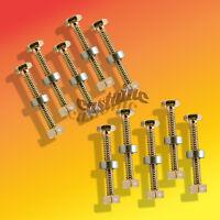 10 Pack SnowBlower Shear Pins &Spacer, Murray # 1501216,1501216MA ,9524MA,3943MA