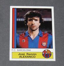 43 ALEXANCO BLAUGRANA BARCELONA PANINI LIGA FUTBOL 87 ESPAÑA 1986-1987 FOOTBALL
