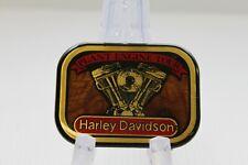 Harley-Davidson Engine Plant Tour Belt Buckle