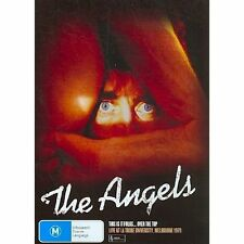 ANGELS THIS IS IT FOLKS OVER THE TOP LIVE 1979 DVD REGION 4 PAL & CD NEW