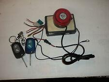 Roller  Quad  Universal  Alarm   Alarmanlage mit Fernbedienung