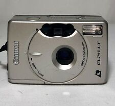 CANON ELPH LT Ultra Compact APS Film Camera Point & Shoot 23mm