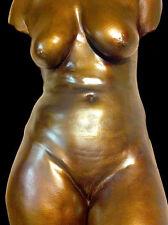 Life Cast Female Girl Nude Torso life-size Sculpture Lifecasting Body exact copy