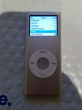 Apple iPod nano 2nd Generation Silver (2 GB) - Works Great