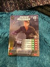JAMES BOND 007 - SPY CARDS - RARE CARD 100/275 - PIERCE BROSNAN ARKANGEL FOIL