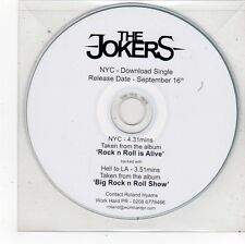 (FS724) The Jokers, NYC - DJ CD