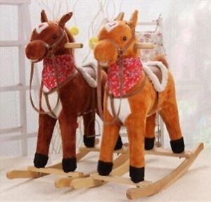 Rocking horse Children ride on toy