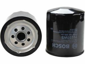 Bosch Oil Filter fits GMC C25/C2500 Suburban 1968-1974 66ZCTP