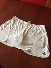 PRE-OWNED WHITE ADIDAS SKORT - AWESOME ONE - LOW PRICE - XL - EXCELLENT ONE