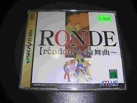 Sega Saturn RONDE Japan SS