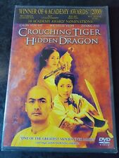 Crouching Tiger, Hidden Dragon (Dvd, 2000) New! *Buy 2 Get 1 Free+Free Ship*
