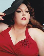 Chrissy Metz In-Person AUTHENTIC Autographed Photo COA SHA #66861