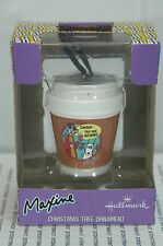 """MAXINE HALLMARK ORNAMENT """"CAUTION: HOT AN BOTHERED"""" NEW IN BOX~FREE US SHIP~"""