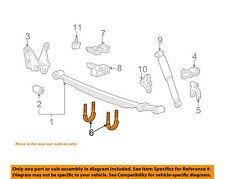 FORD OEM 89-07 Ranger Rear Suspension-U-bolt 4WD E3TZ5705B BN11
