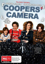 Coopers' Camera NEW PAL Arthouse DVD J. Jones S. Bee