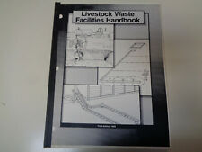 Livestock Waste Facilities Handbook 1993 Manure Cattle Pig Farming Sewage