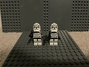 2 Wolf Troopers Good Condition Star Wars Lego mini figures
