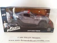 Letty's Rally Fighter - 8 - FAST & FURIOUS - Jada Toys  - 1/24 1-24 1:24