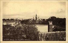 Karlskrona Schweden Sverige Blekinge ~1910 K.F.U.M. Pensionaeraltanen Panorama