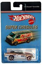 2006 Hot Wheels Target Super Chromes 1970 Chevy Chevelle Convertible