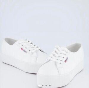 superga shoes white size 7