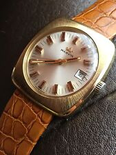 1950/60s Swiss Made Marvin Mens Hand-winding Dress Watch Fantastic Condition
