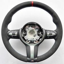 BMW M Sport PERFORMANCE F10 F11 F07 GT F06 F12 F13 F01 ALCANTARA Steering wheel