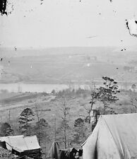 Knoxville Tennessee River East TN University 1864 New 8x10 US Civil War Photo