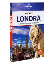LONDRA POCKET GUIDA TURISTICA [CON CARTINA [ULTIMA EDIZIONE] LONELY PLANET