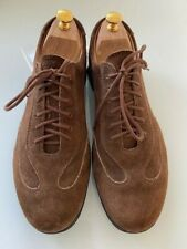 Men's Churches Shoes Sneakers Size 9 Brown Suede