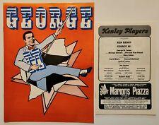 George M Kenley Players Program, Advertisement program 1981