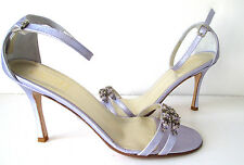 BADGLEY MISCHKA Heels Shoes 8 M Lilac Purple NWOB (EU 38)
