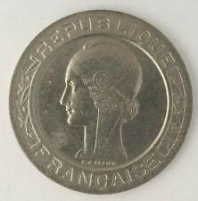 Concours de 5 Francs 1933 - ESSAI de Vézien nickel - GAD 135.1