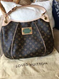 Guaranteed New Auth Louis Vuitton Monogram Galleria PM