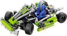 Lego Technic Model Race Set 8256 Super Kart 2009 Complete.
