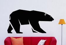 Grizzly Bear Wall Decal Vinyl Sticker Wild Animals Interior Art Decor (9bgr1)