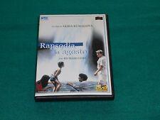 Rapsodia in agosto Regia di Akira Kurosawa