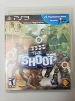 The Shoot (Sony PlayStation 3, 2010) Complete. Tested. Free Shipping