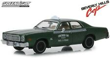 Beverly Collines flic 1977 Plymouth Fury Cab 1 43 Greenlight 86566