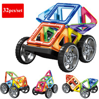 Magnetic Educational Toys Building Blocks Set For Kids Toddlers Brick Girls Boys