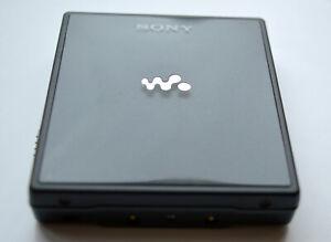 Sony Walkman MZ-E620 Mini Disc Player. (Black)