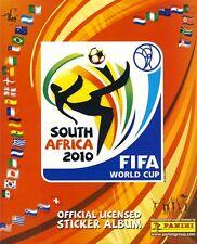 Panini Sticker Album FIFA World Cup South Africa 2010 Sammelalbum NEU