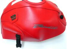 BAGSTER TANK COVER GSF650 BANDIT 2005-2009 RED BAGLUX TANK PROTECTOR COVER 1500A