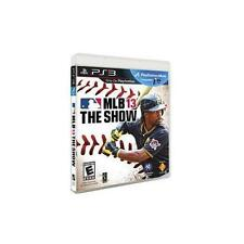 MLB 13: The Show (Sony PlayStation 3, 2013)