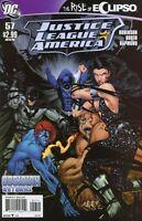 Justice League of America #57 Comic Book Eclipso - DC
