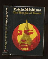 Mishima, Yukio: The Temple of Dawn HB/DJ 1st Thus
