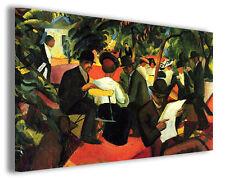 Quadro moderno August Macke vol IX stampa su tela canvas pittori famosi