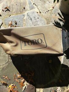 Toro 107-3779 Grass Bag For Lawnmowers 20016 20017 20018 20019